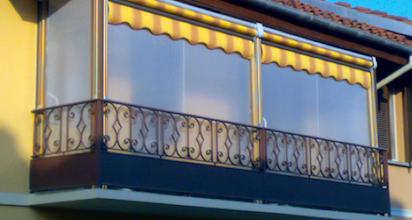 Veranda sul balcone: occorre il permesso a costruire? - Studio Panni